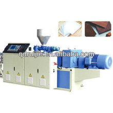 Twin screw extruder/double screw extruder
