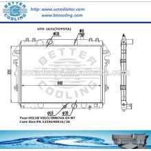 Kühler für Toyota Hilux Vigo / INNOVA 04 MT OEM: 16400-OL250