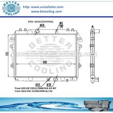 Radiator For Toyota Hilux Vigo/INNOVA 04 MT OEM:16400-OL250