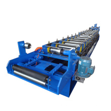 Building material steel tile sheet ridge cap roll forming machine