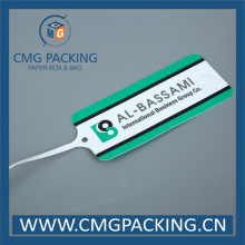 Jewelry Ring Foldeover Ring Packing Sticker with Print Printing (CMG-MAY-006)