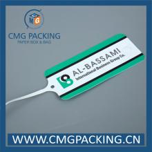 Bague de bijoux Anneau d'autocollant en paquet autocollant avec impression imprimée (CMG-MAY-006)