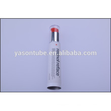 Tubo de aluminio de bomba sin aire para BB crema