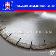 350mm Schneidmesser Diamant Segment Größe in 42/40 * 3.4 * 10mm für Marmor Schneiden