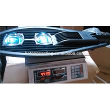 pulverbeschichtetes LED-Straßenleuchtengehäuse