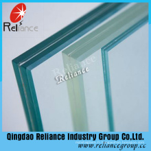 6.38mm-12.38mm Clear Laminated Glass / PVB Verre / Verre Coulé / Verre Double / Verre Verre / Car Glass