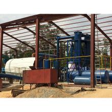 Professional Supplier Kontinuierliche automatische Kunststoff-Recycling-Maschine