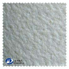Aguja de fieltro con material de fibra de vidrio