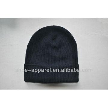 Sombrero hecho punto caliente del invierno barato al por mayor 2014