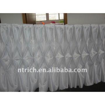 Fascinante!!! 2012 belo pano de mesa, saia de mesa, estilo de favo de mel, design de moda