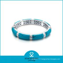 Bague argent 925 argent populaire bracelets (B-0004)