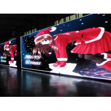 P6mm Rental Led Video Wall , 1r1g1b Indoor Full Color Led Display For Advertising