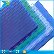 Latest arrival polycarbonate uv400 Carbide impact strength sheet