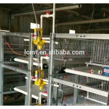 Automatische Geflügel-Schicht-Huhn-Wasser-Nippel-Trinker für Batterie-Käfig