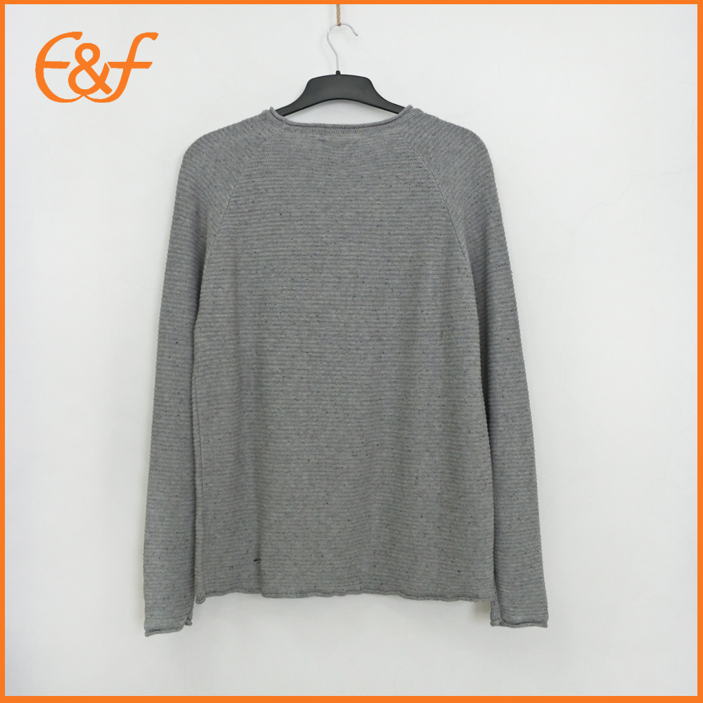 Fashion 100% Cotton Designer Sweaters