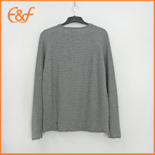 Custom Fashion Mens 100% Cotton Designer Sweaters