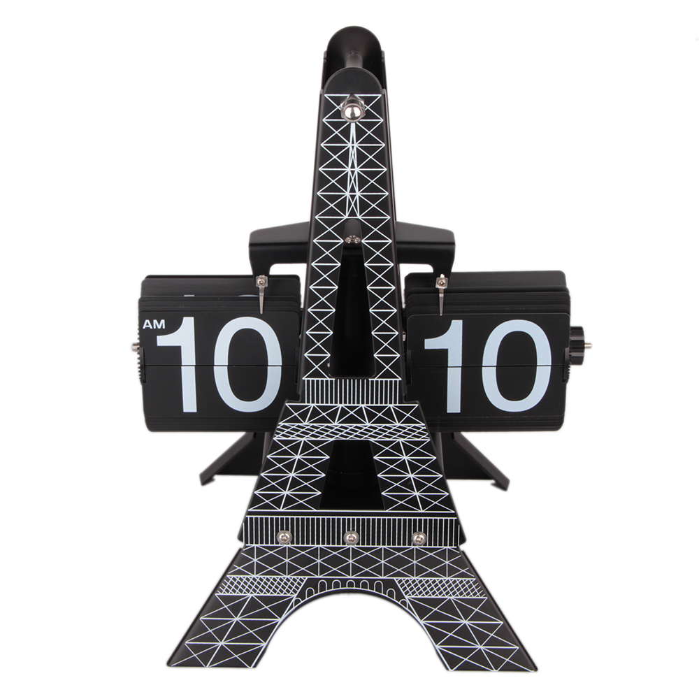 Eiffel Tower Clock for Table