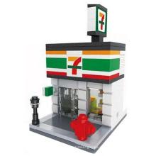 Дети DIY Игрушка Строительство Блок Блок Развивающие игрушки (H9537098)