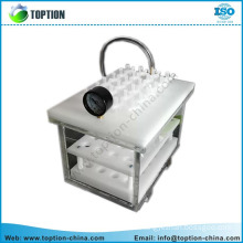Sample pretreatment Solid Phase Extraction equipment with 24 positions sample holder