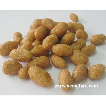 flavored rice cracker/ coated peanut