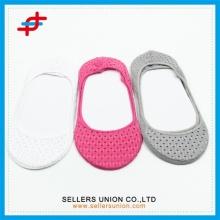 Ladies Cotton Low Cut No Show Socks Socket Invisible Design