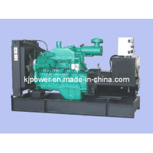 Gerador diesel Cummins de 80kVA com CE, ISO (6BT5.9-G1)