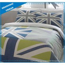 England Flag Polycotton Printed Quilt Cover Set