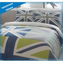 Англия Флаг Поликоттон Печатные Комплект одеяло покрытия