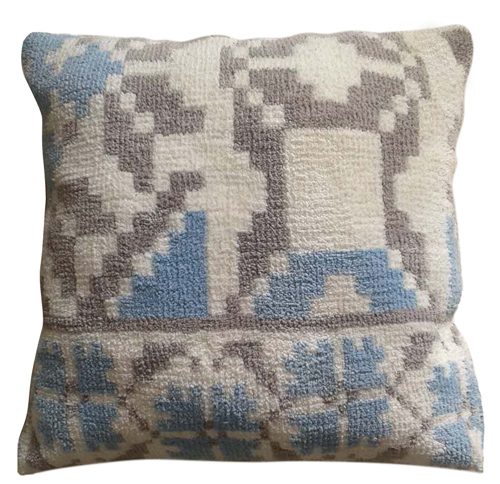 Cushion with design