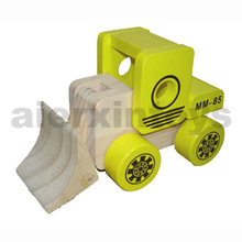 Wooden Stacking Vehicle Toys (81393, 81394, 81395, 81396)