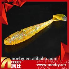 Аромат и светящийся мягкий аромат приманки двухцветные лучшие приманки для рыбы