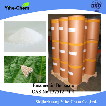 insecticide tueur d'insectes agrochimique Emamectin benzoate