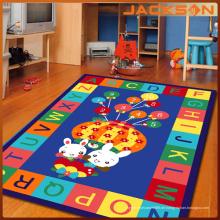Tier und Alphabet Kinder Bildung Teppich