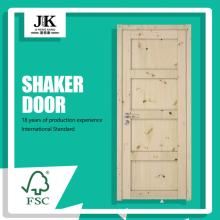 JHK-SK04 4 Panel Door Interior Door Panels  Modern House Interior Doors