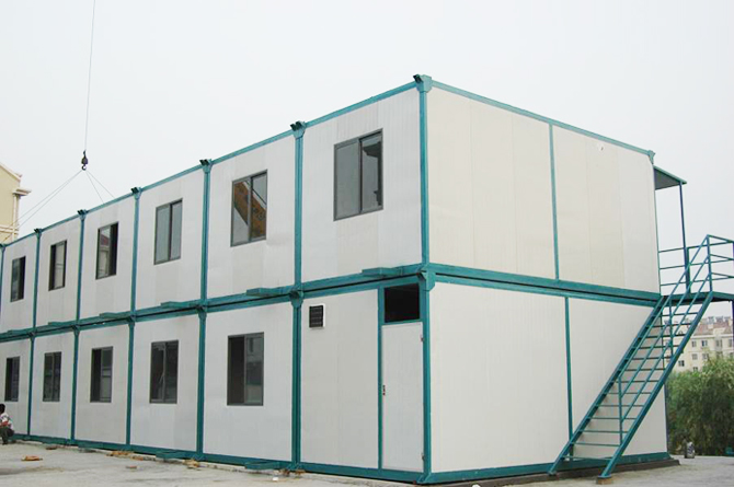 Cheap 2-3 Casa Modular Floor Prefab
