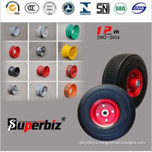 Wheelbarrow Foam Wheel (4.10/3.50-6) PU Wheel / Foam Wheel / Rubber Wheel