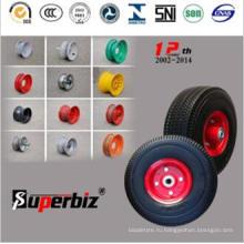 Тачка пены колесо (4.10/3.50-6) пу / Foam колесо / резиновые колеса