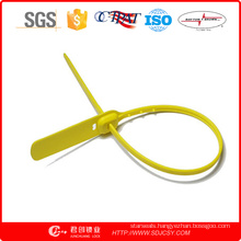 One Time Seal Disposable Seal Application Plastic Seal