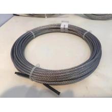 Câble en acier inoxydable Brin en acier inoxydable 1X7