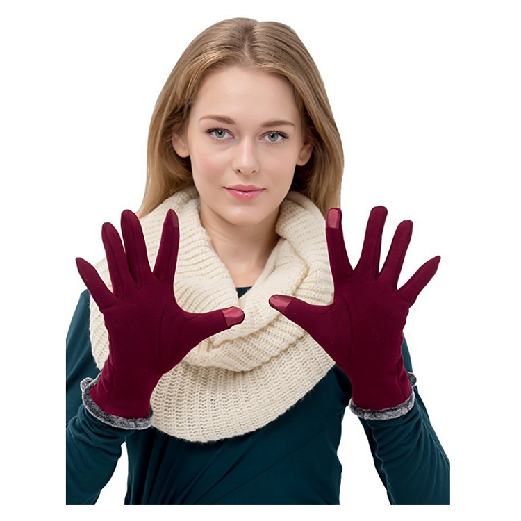 Knitted Gloves For Women