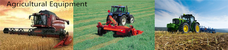 Steel agricultural equipment design