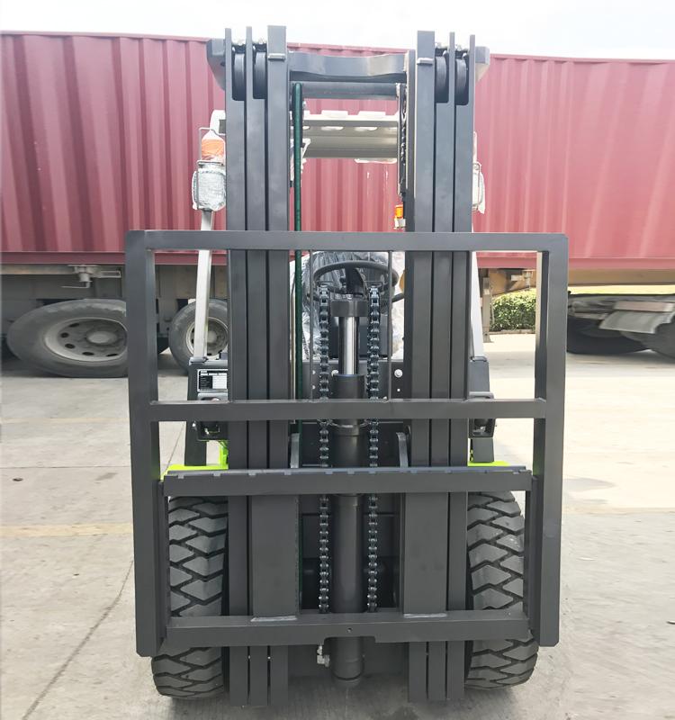 3ton Lpg Forklift Truck 8