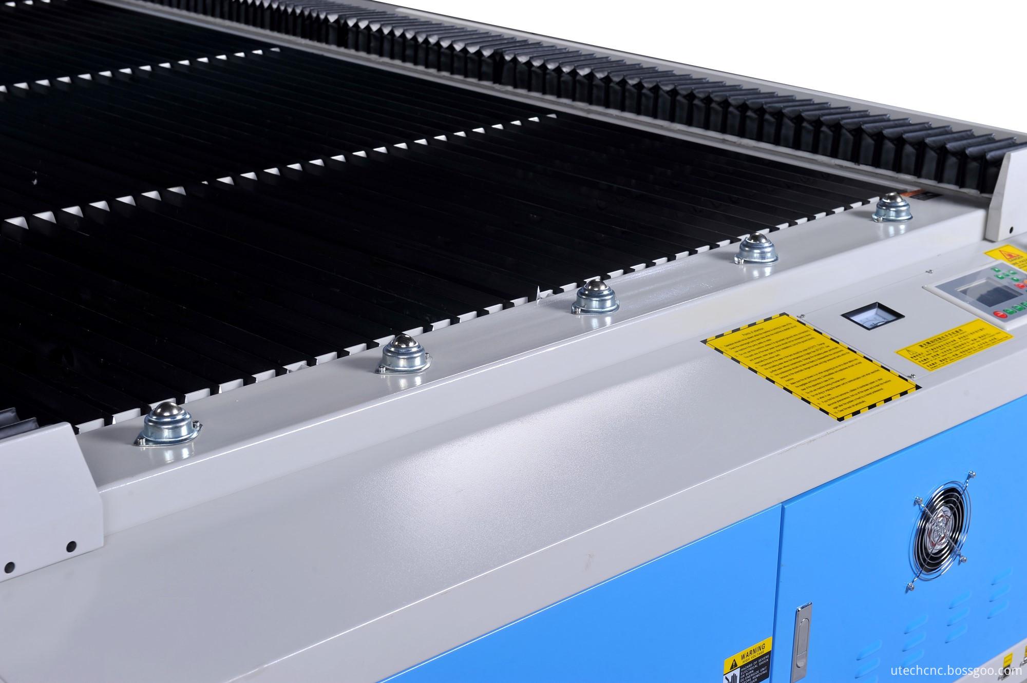 cloth cutting cnc laser