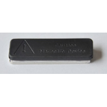 Neodym Magnetischer Abzeichenhalter Iman Plastificado De Neodimio 45X13mm