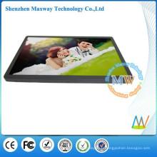 19 pouces résolution 1440 X 900 LCD ad joueur bus