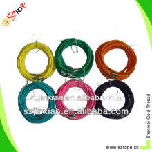 cuerda elástica redonda con punta de clips
