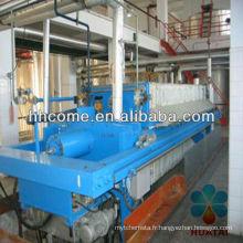 Décortiqueur ensemble d'arachide réglé par 60T / D, criblage, machine de système d'extracteur d'huile