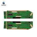 China Kontakt PCB einseitige kupferne plattierte PWB-Platine