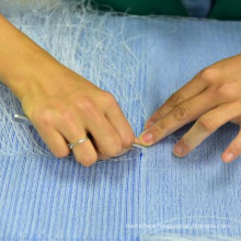 Paper Making Fabrics Single Double Triple Layer Seamless Blanket Press Felt for Paper Mill