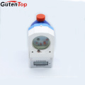 LB Guten top Free Software Intelligent IC Card Prepaid ultrasonic water meter with Automatic Reading